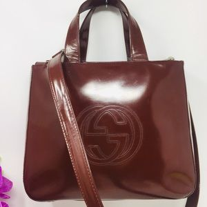 Preowned Authentic Gucci Shoulder/Crossbody Bag